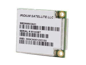 Iridium IoT Devices