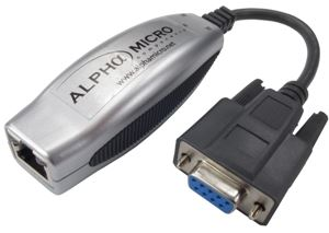 New Generation Cost-Effective Ethernet to RS-232/RS-485/PoE Cable Adaptor